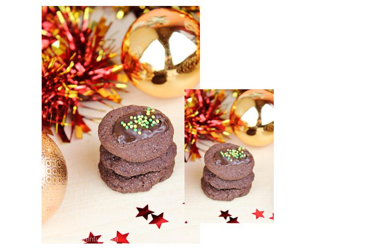 Thumbprint Cookies , Weihnachten, Binge-Watching Weihnachten, Netflix Eigenproduktionen, Netflix, Binge-Watching Snack