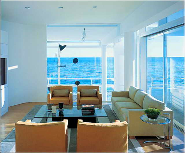 Home International Decorate A Living Room With A Beach Theme
