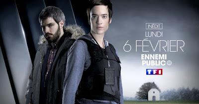 Comment regarder Ennemi public sur TF1 depuis l'étranger?