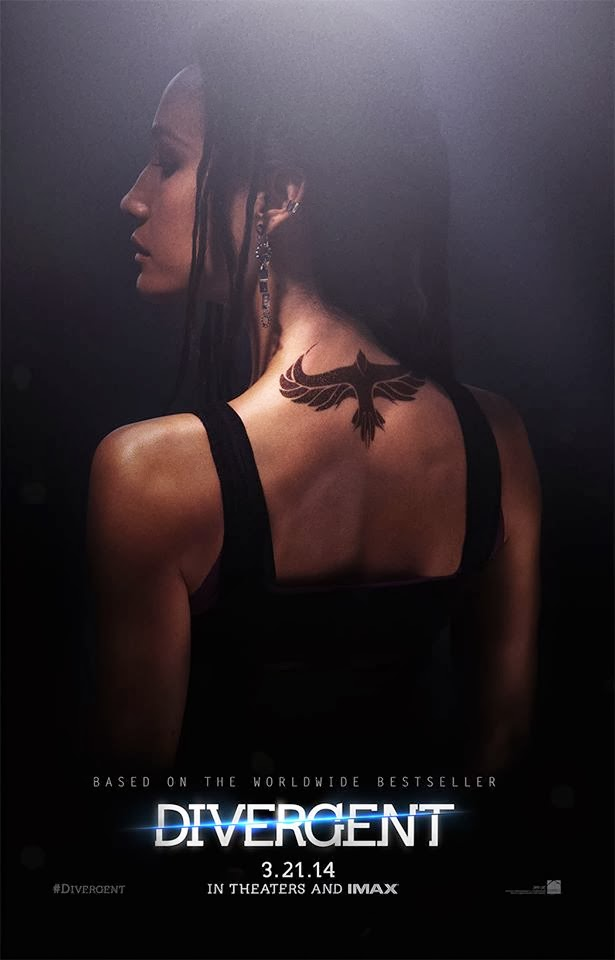 New Posters for Divergent Movie ~ Divergent Movies