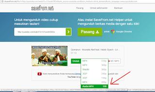 cara download video di youtube pc tanpa aplikasi