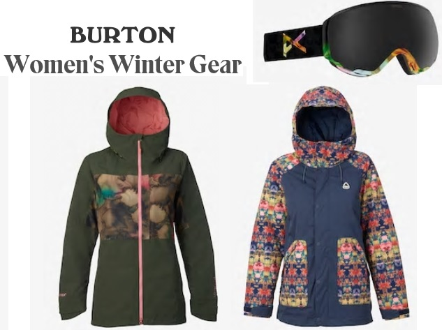 Women's Winter Gear