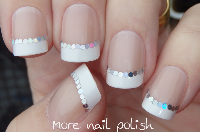 Nailene So Natural Everyday French and Ultra Adhesive tabs ~ More ...