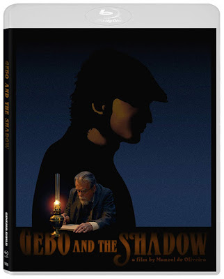 Gebo And The Shadow Bluray Reversible Cover Art