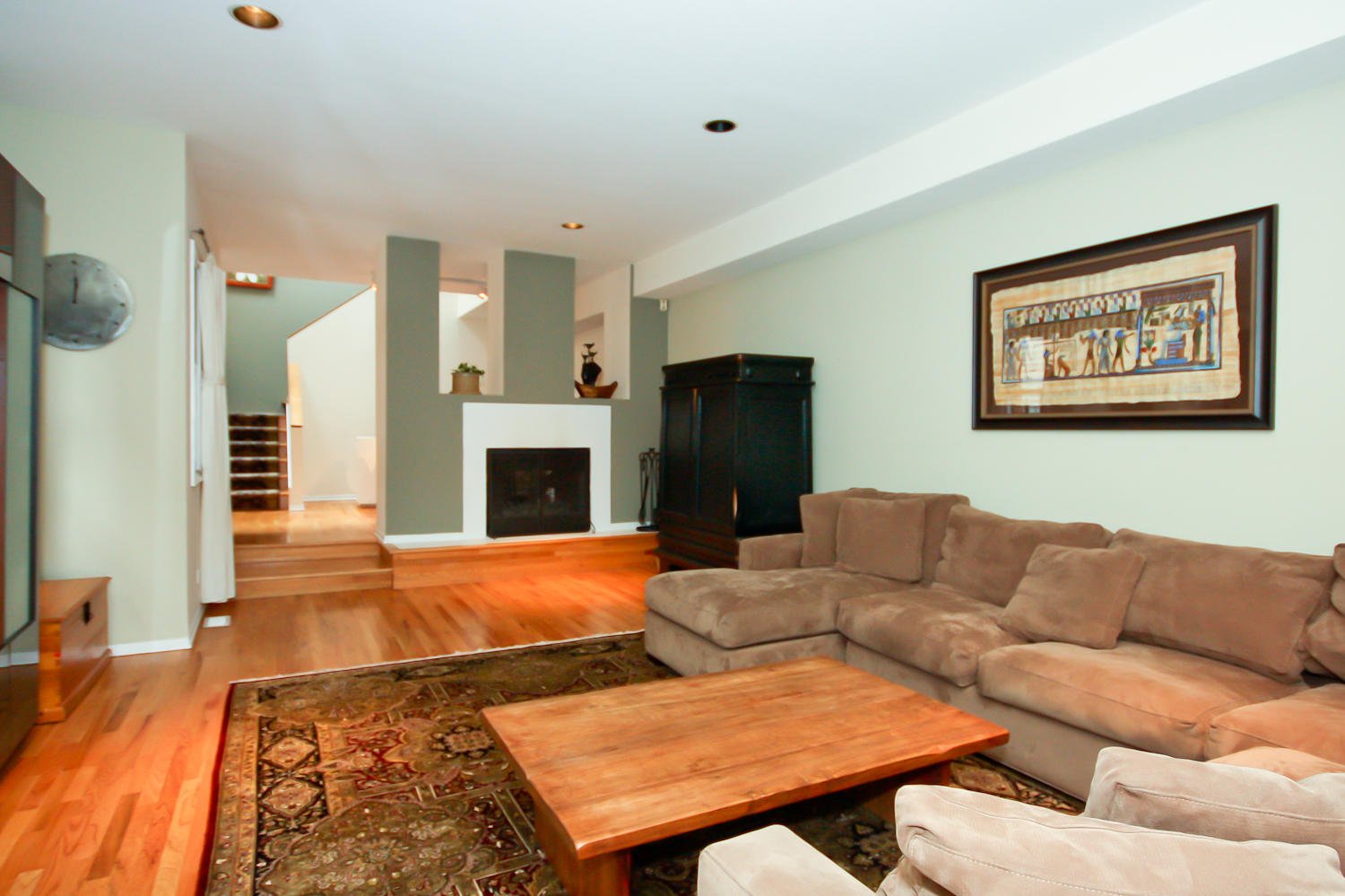 The Chicago Real Estate Local: New for Sale! Contemporary ...
