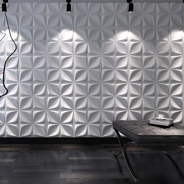 Modern Gypsum Wall Panels Choice And Installation