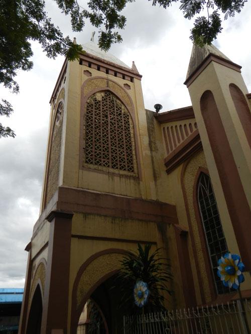 San Marcelino Zambales Church