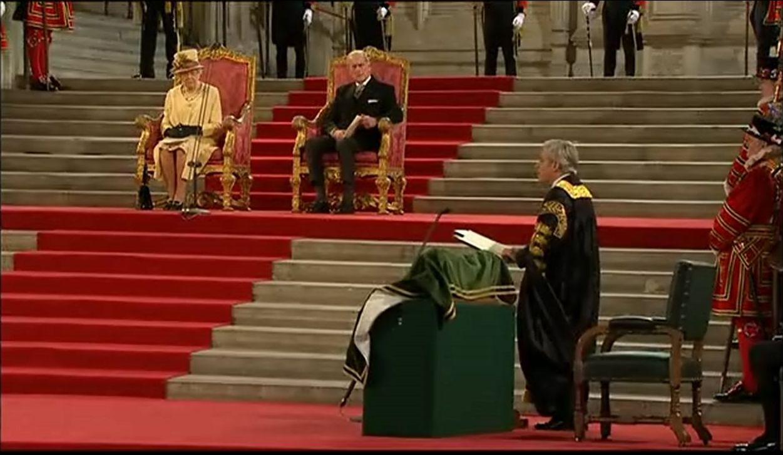Golden jubilee speech to parliament by elizabet ii