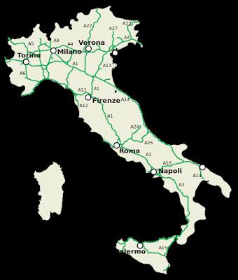 Le Autostrade Italiane sono le più costose d'Europa