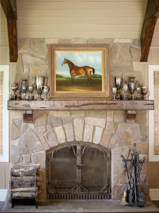 Trophy Room Design Ideas: Decorating With Vintage Trophy Cups