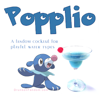 The Popplio Cocktail