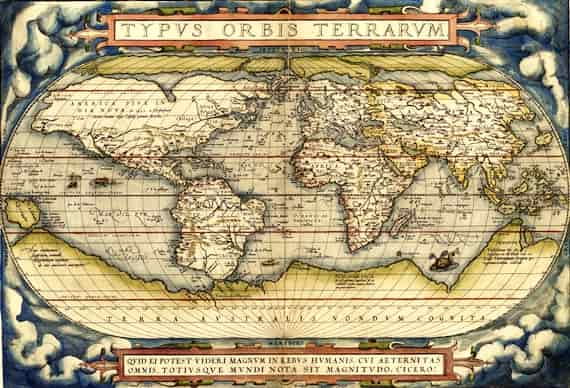 Ortelius_World_Map 1570