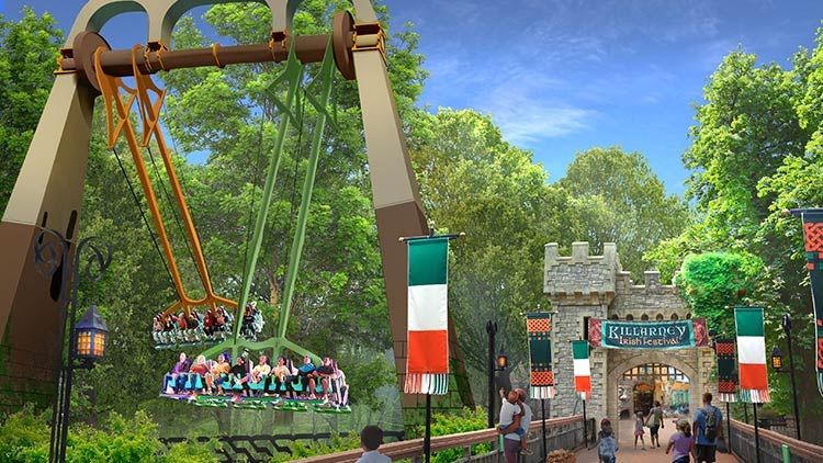 NewsPlusNotes: Thrilling New Attractions Announced for Busch Gardens ...