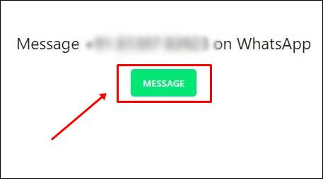 How to Send WhatsApp Messages Without Saving a Contact - Pcnexus