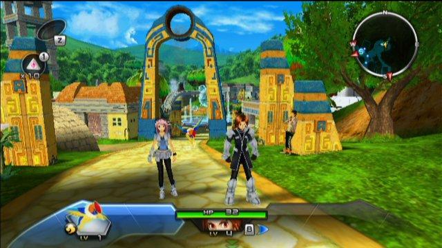 Spectrobes: Origins screenshot 1