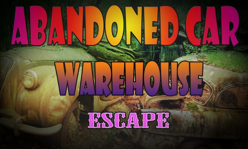 8BGames Abandoned Car Warehouse