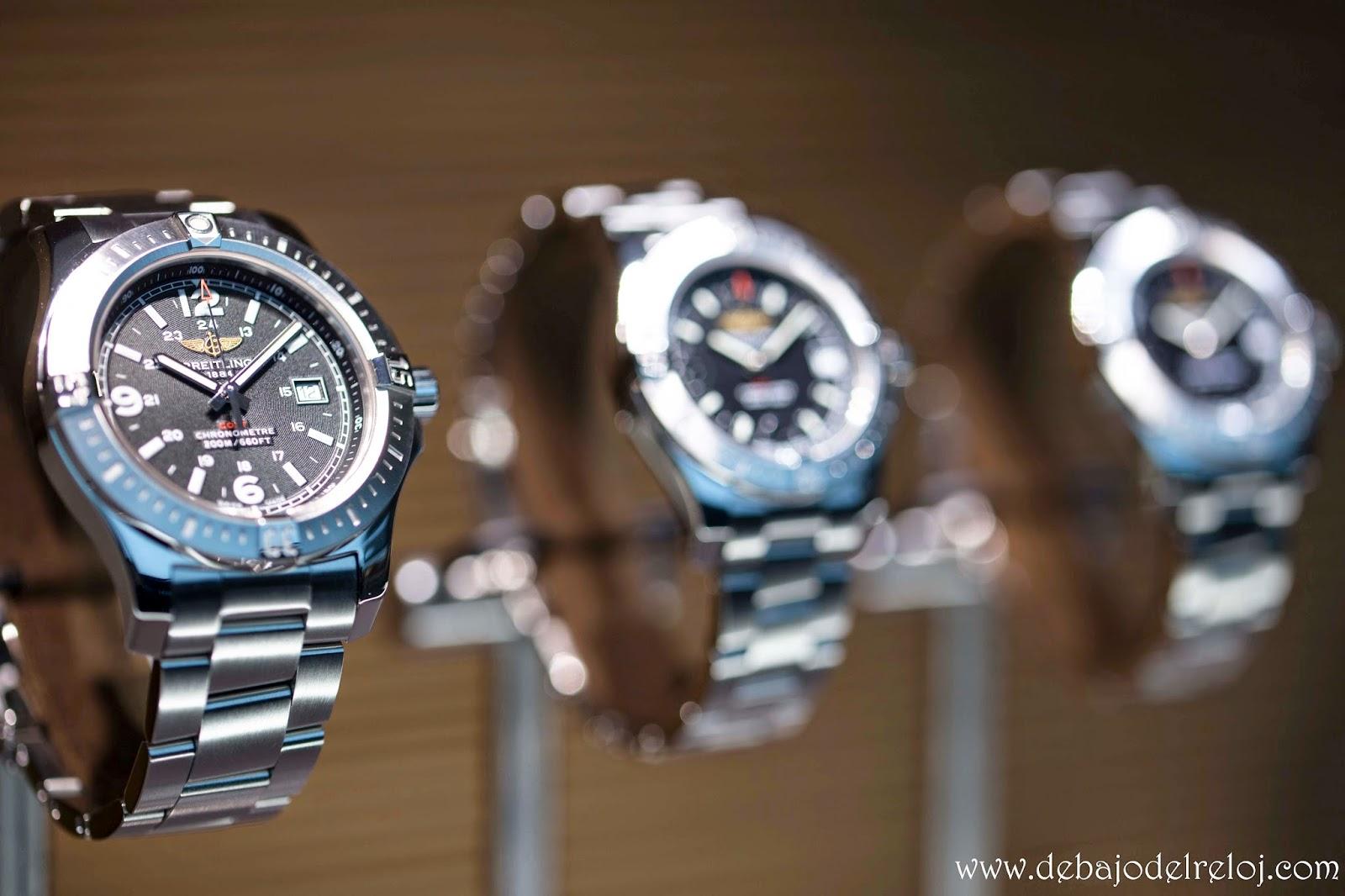 Breitling en basel 20156
