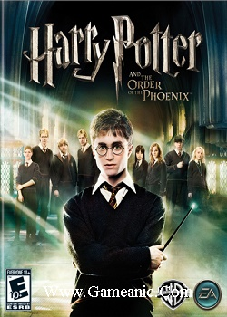 Harry Potter Order Of Phoenix Game Cover