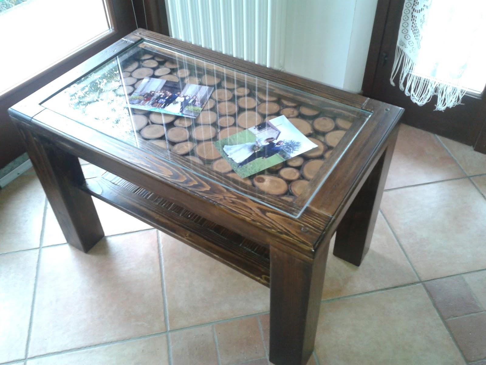 Tavolini Da Salotto Che Si Alzano.Creativita Legnosa