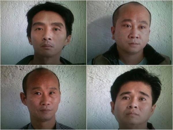 Secuestrados cuatro contratistas chinos en sus vehículos