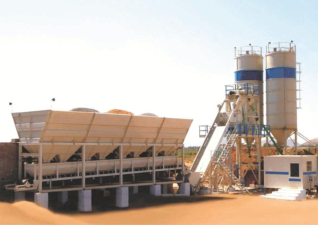 Modern Cement Plant : Fly ash brick making machine manufacturer
