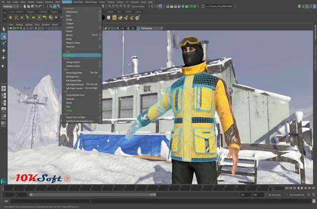 Autodesk Maya 2018 Latest Version Free Download