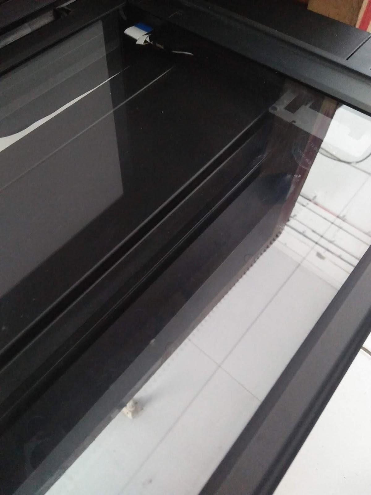 Cara mengatasi Printer EPSON L350 (lampu kertas dan tinta...)