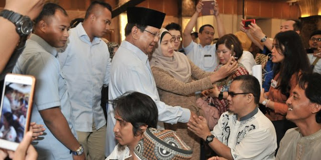 Markas Prabowo-Sandi Pindah ke Solo, Dekat Rumah Jokowi