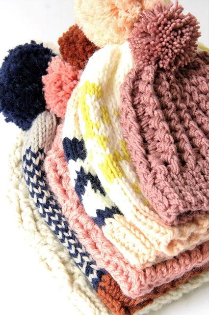 Studio Mojo, Gehaakt/ crochet, mutsen, haken, breien