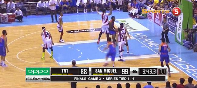 San Miguel def. TNT, 109-97 (REPLAY VIDEO) Finals Game 3 / June 25
