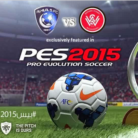 Download PES 2015 Latest Apk + Plus Free Full Data, Mod for