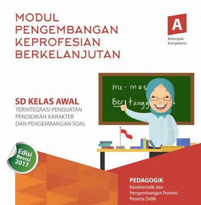 Modul PKB Guru SD Kelas Bawah Dan Tinggi 2017