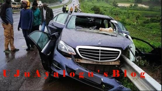 Kenyan Governor, Wahome Gakuru dies in Fatal Accident