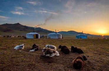 """Mongólia, a """"arma secreta de Deus"""""""