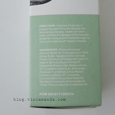 Sensatia Botanicals Rejuvenating Pomegranate Cleansing Oil and Wild Honey Facial Mask Review