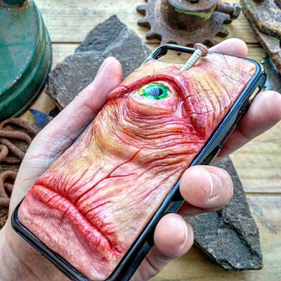 Unusual Smartphone Case