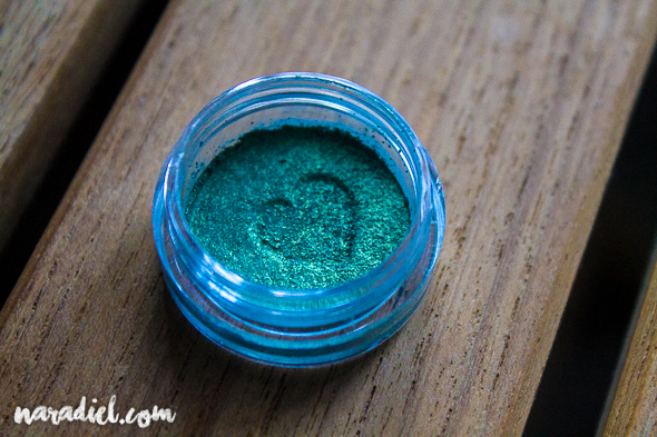 Review Maquillaje OhMyGlitter by Robyn McCattrall