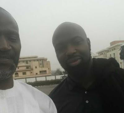 Police Release Chocolate City Boss Audu Maikori On Bail