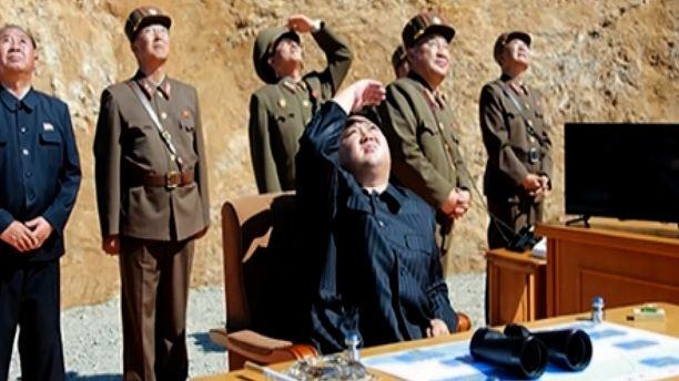EUA viram a Coreia do Norte se preparar para lançar o ICBM, mas nenhum sistema de defesa antimíssil foi ativado para derrubar o míssil