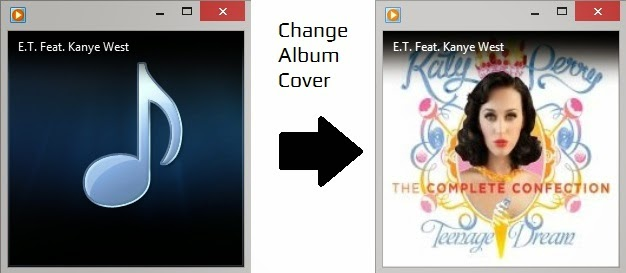 How to Change Album Thumbnail Cover of Music Files