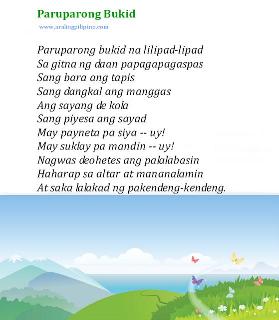 Paruparong Bukid