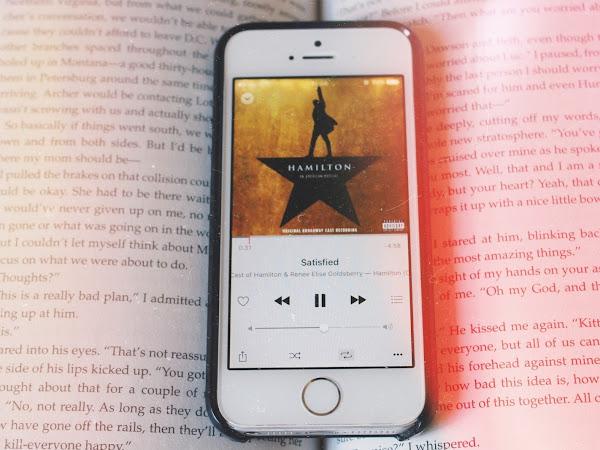 Tag | The Hamilton Book Tag