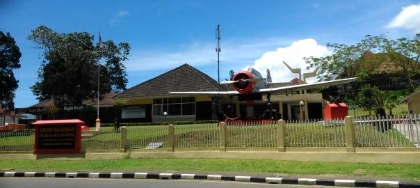 Eksotiknya Museum Tridaya Eka Dharma di Bukittinggi, Sumatera Barat