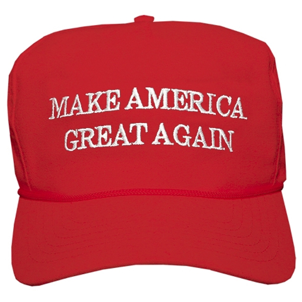 Get Your Official Donald Trump Make America Great Again Cap