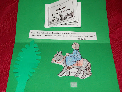 palm sunday crafts april s homemaking palm sunday mini book craft 2605