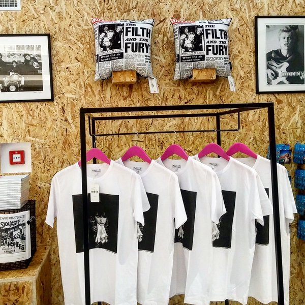 2870d1ff6 London Pop-ups: The Punk Pop-up Shop at The British Library