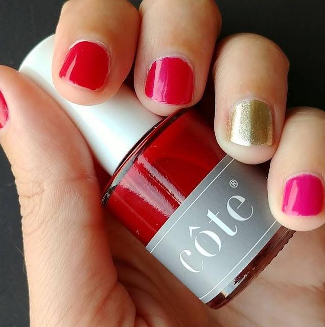 cote non toxic nail salon nyc review at www.newyorkforbeginners.com