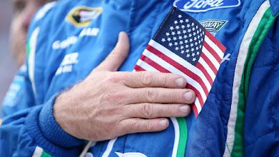 Remembering 9/11 #NASCAR