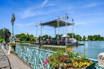 Rendez-vous au Barrière Enghien Jazz Festival du 3 au 7 juillet 2019