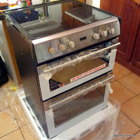 Brand new oven